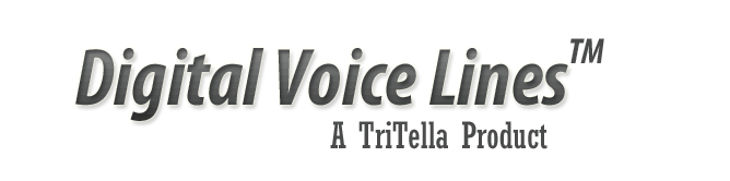 Digital Voice Lines